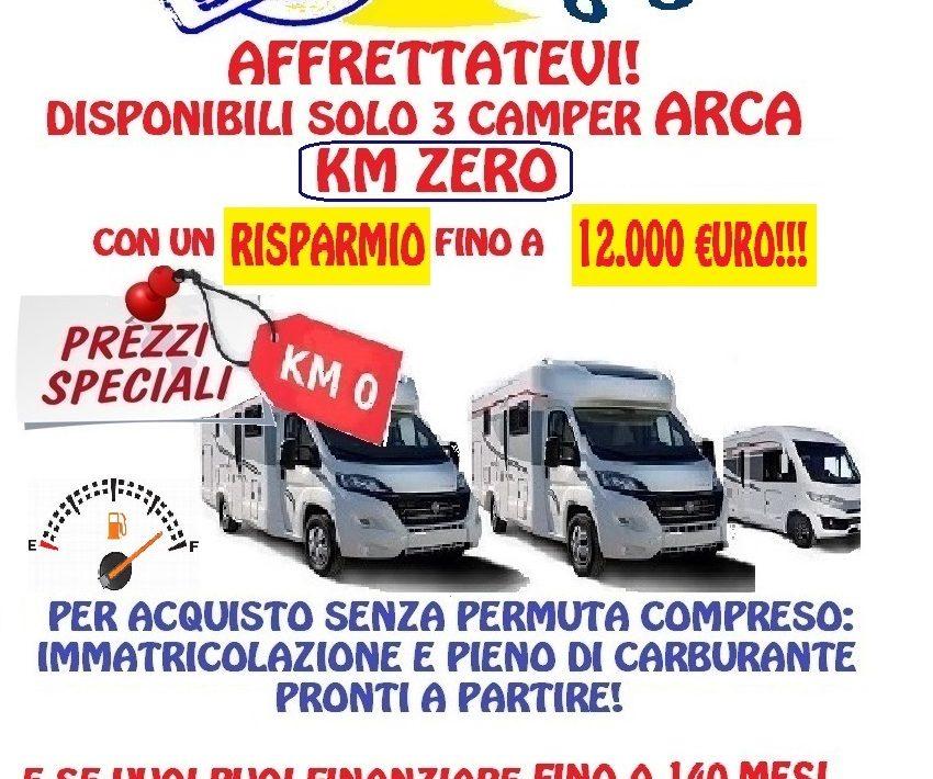 Promo Arca Km Zero 1